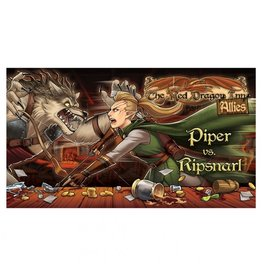 Slugfest Games Red Dragon Inn: Piper vs. Ripsnarl