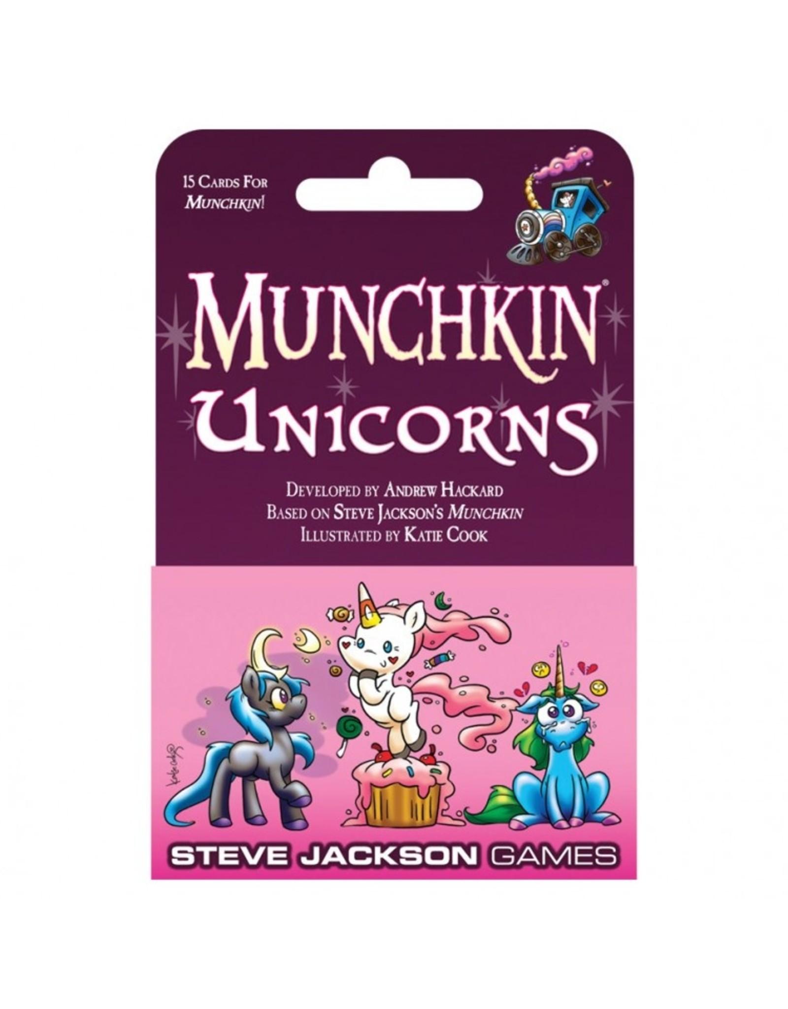 Munchkin: Unicorns