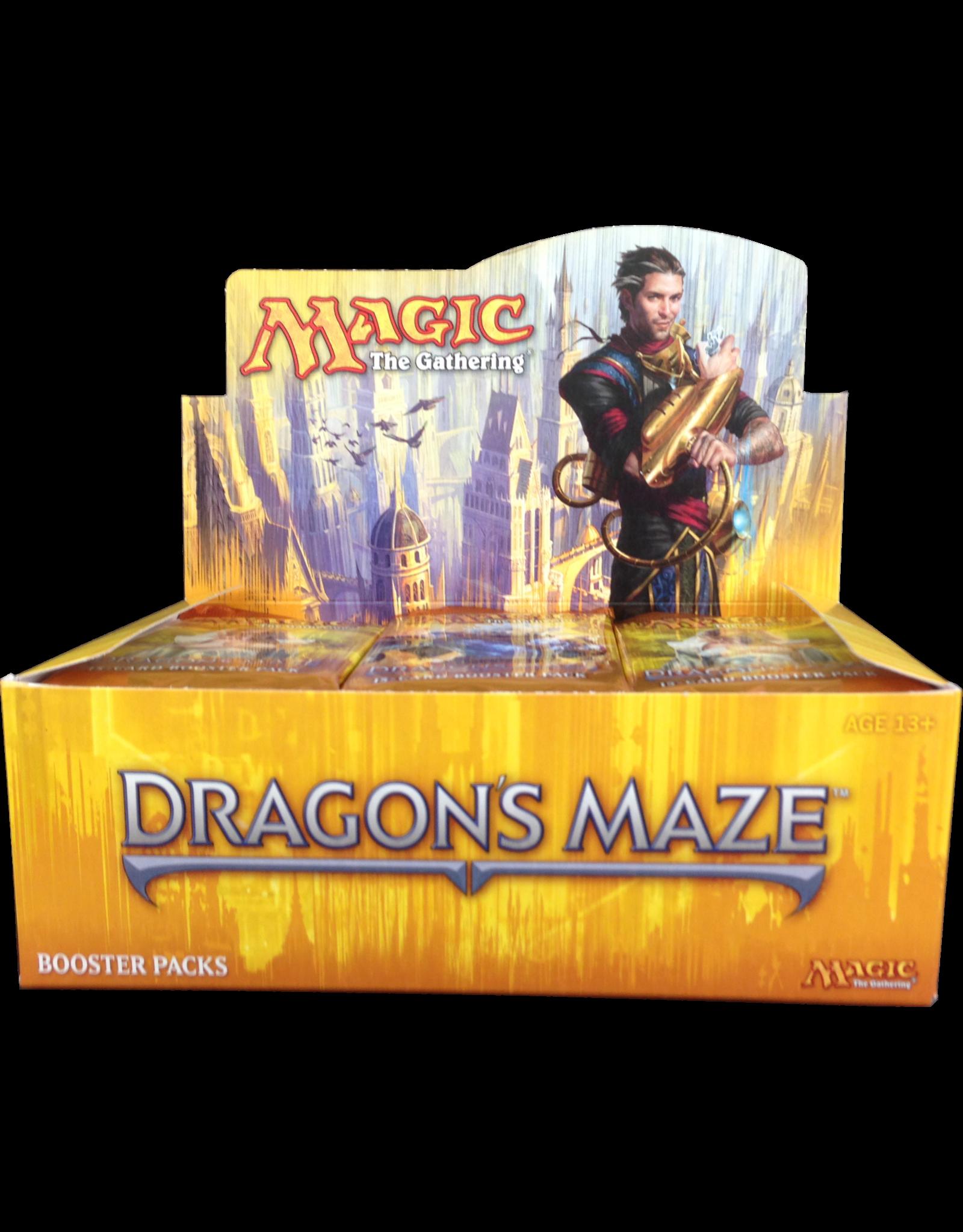 Magic MTG Dragon's Maze Booster Box