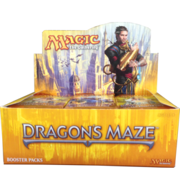 MTG Dragon's Maze Booster Box