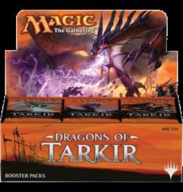 Magic MTG: Dragons of Tarkir Booster Box
