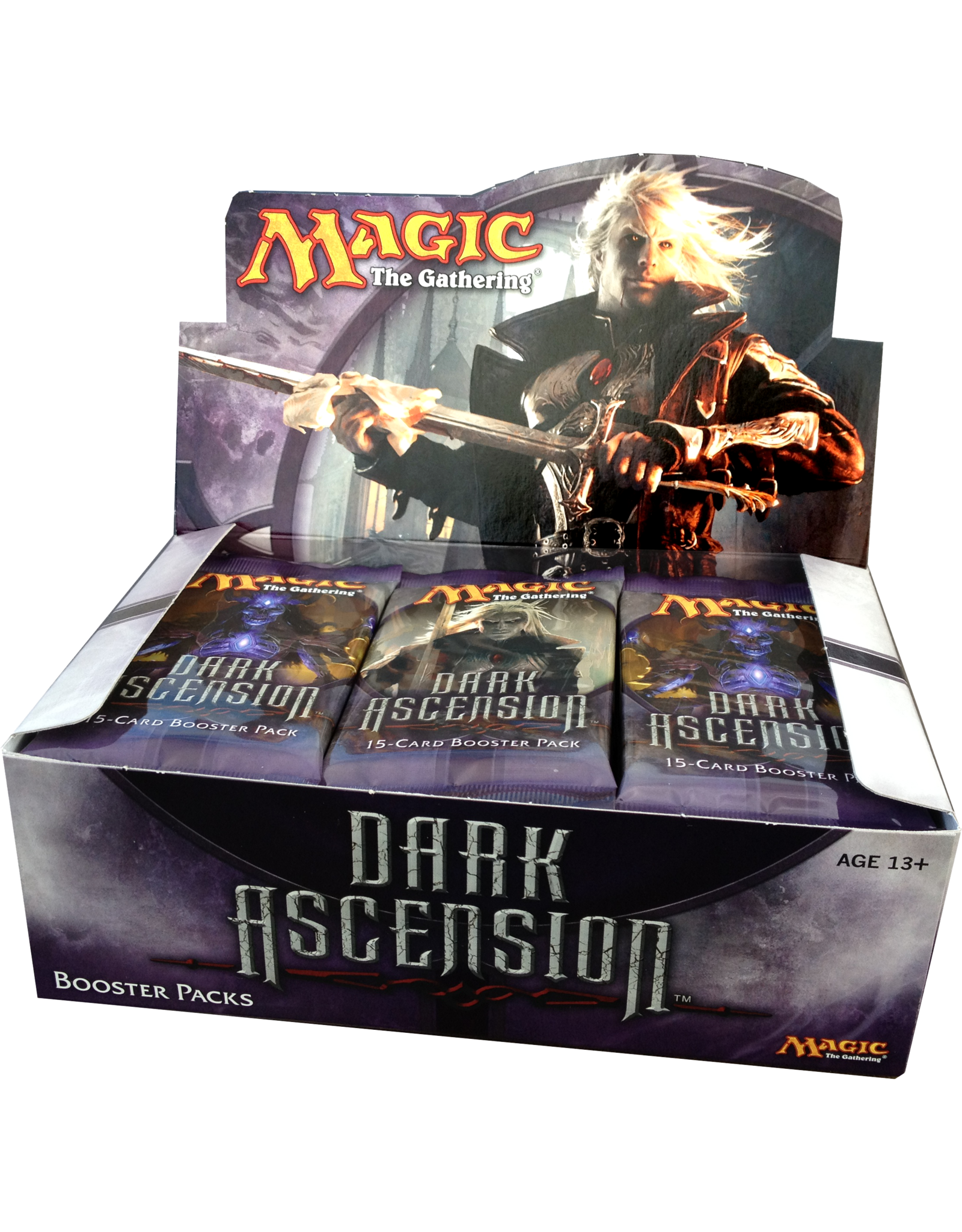 Magic MtG: Dark Ascension Booster Box