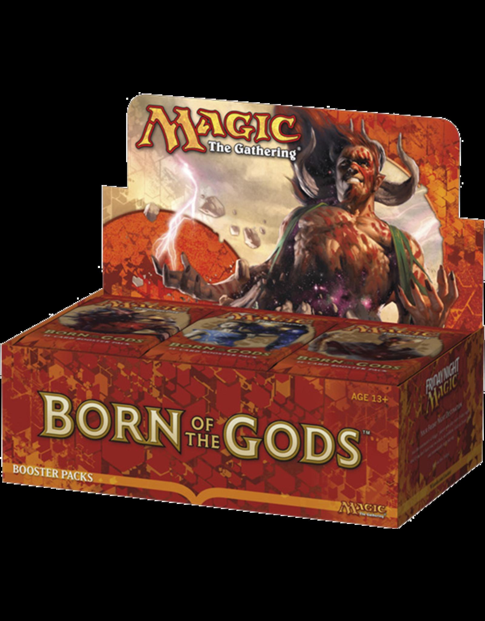 Magic MTG Born of the Gods Booster box