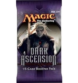 MTG Dark Ascension Booster Pack