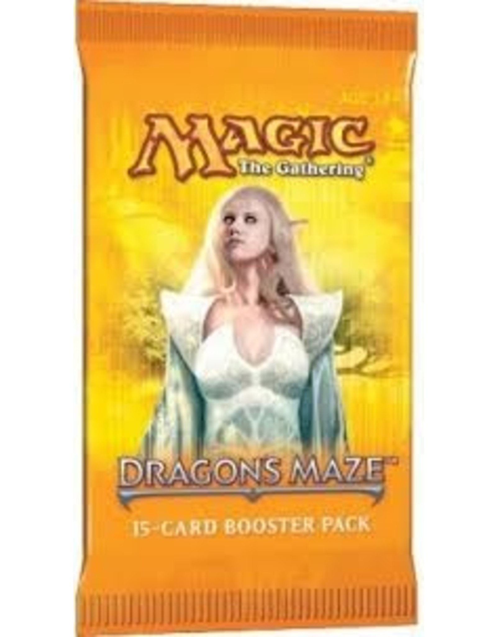 Magic MTG Dragon's Maze Booster Pack