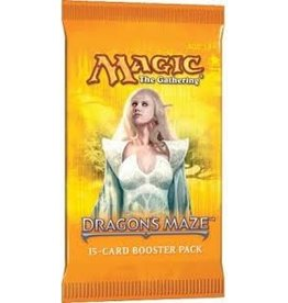 Magic MTG Dragon's Maze Booster Pack