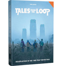 Role Playing Tales from the Loop