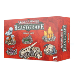 Tactical Miniature Games Warhammer: Beast Grave - Primal Lair