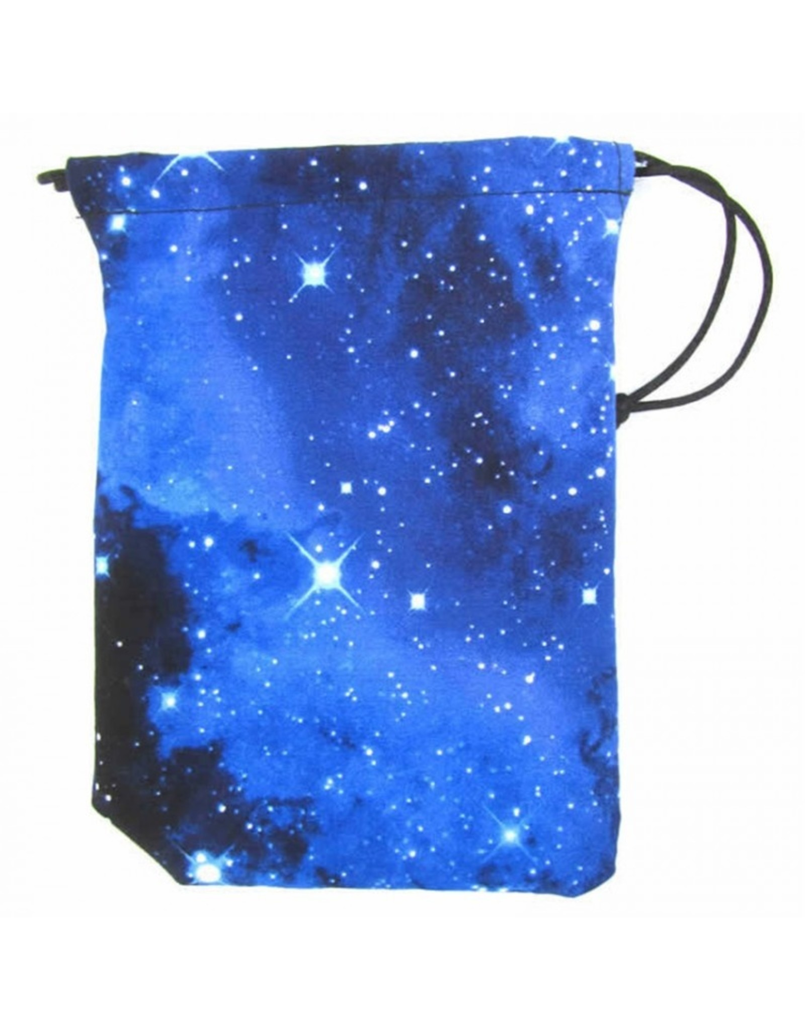 Dice Night Sky Cotton Gamer Bag 5x7