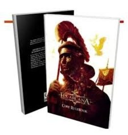 Role Playing Lex Arcana Core Rulebook