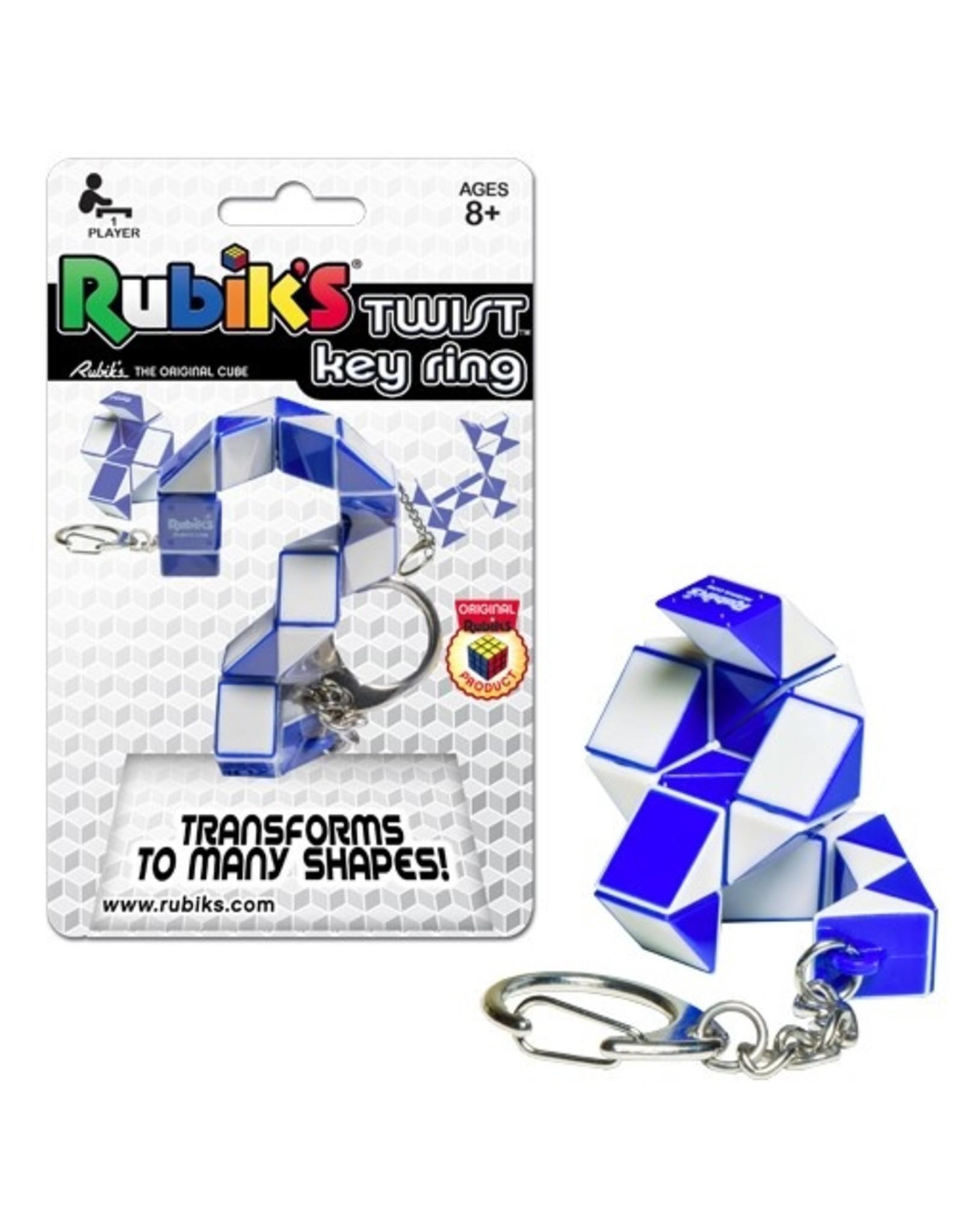 Winning Moves Games Rubik's Twist Key Ring