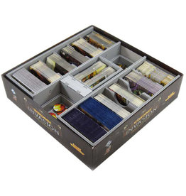 Folded Space Box Insert: Living Card Games Large