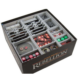 Folded Space Box Insert: Star Wars Rebellion & Exp