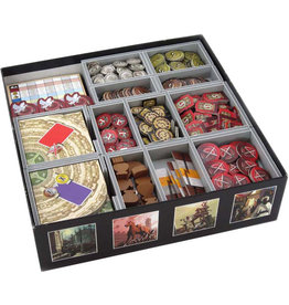 Folded Space Box Insert: 7 Wonders & Exps