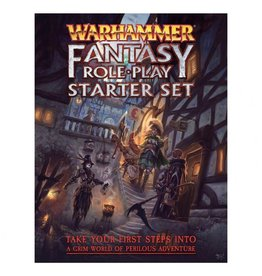 Role Playing WHF: 4th Ed. Starter Set