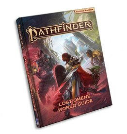 Paizo Publishing Pathfinder Lost Omens World Guide (P2)