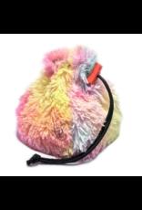 Dice Rainbow Unicorn Mane Dice Bag