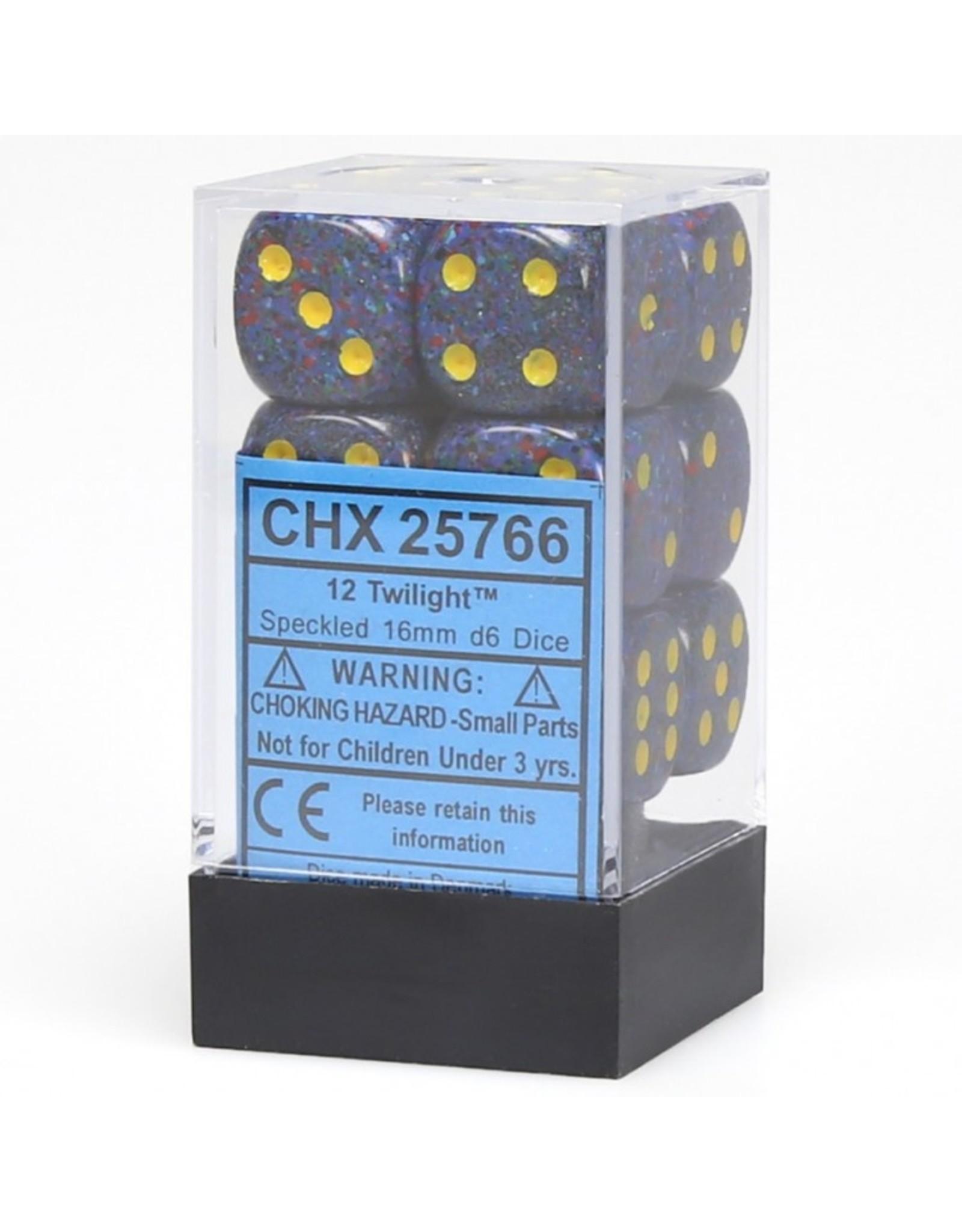 Chessex Twilight D6
