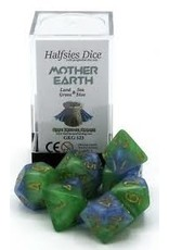 Dice 7-setCube: Halfsies: Mother Earth (7)
