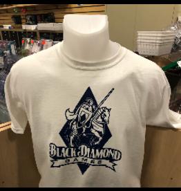 BDG Shirt : Small - White Logo