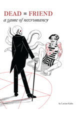 Indie Press Revolution Dead Friend: A Game of Necromancy