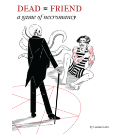 Indie Press Revolution Dead Friend: A Game of Necromancy