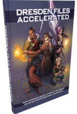Evil Hat Fate Core: Dresden Files: Accelerated