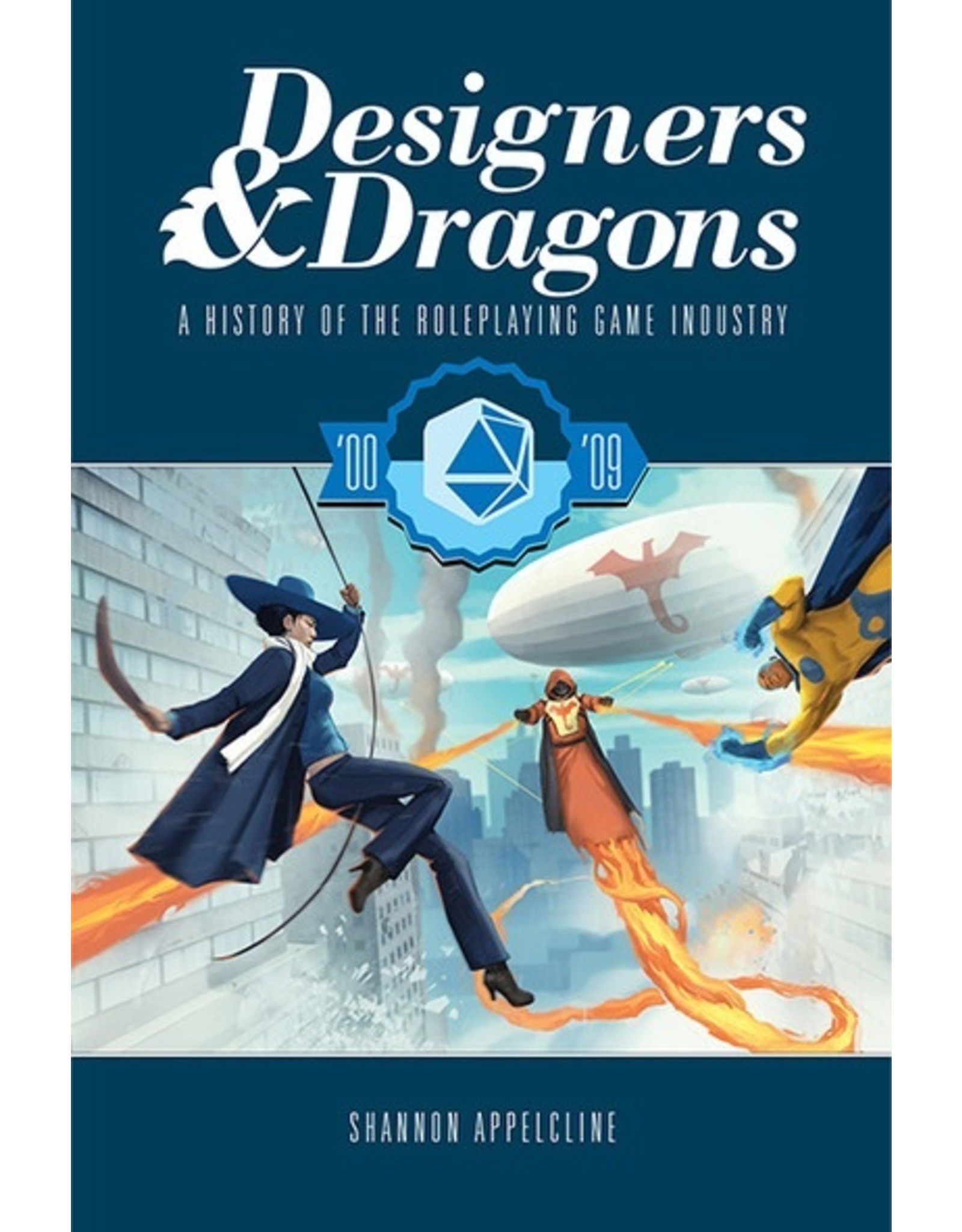 Evil Hat Designers and Dragons: The 00's