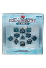 Dungeons & Dragons D&D 5E: Icewind Dale: Rime of the Frostmaiden Dice and Miscellany