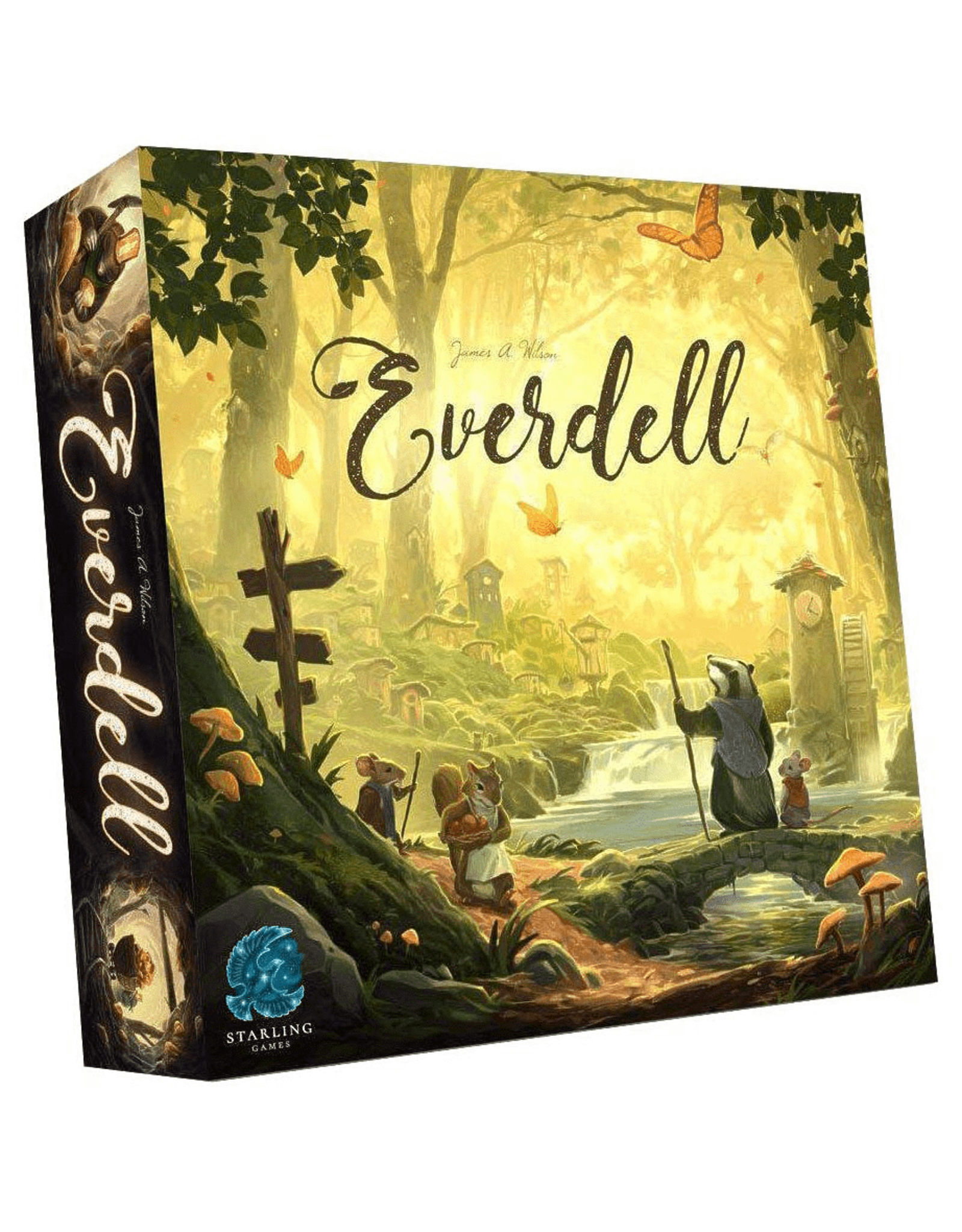 Game Salute Everdell