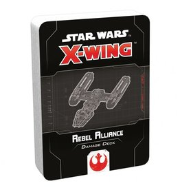 Atomic Mass Games Star Wars X-Wing 2E: Rebel Alliance Damage Deck