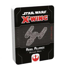 Fantasy Flight Games Star Wars X-Wing 2E: Rebel Alliance Damage Deck