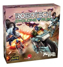 Japanime Games Robotech: Cyclone Run