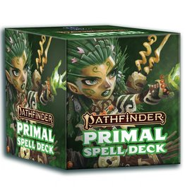 Paizo Publishing PF2E Spell Cards: Primal