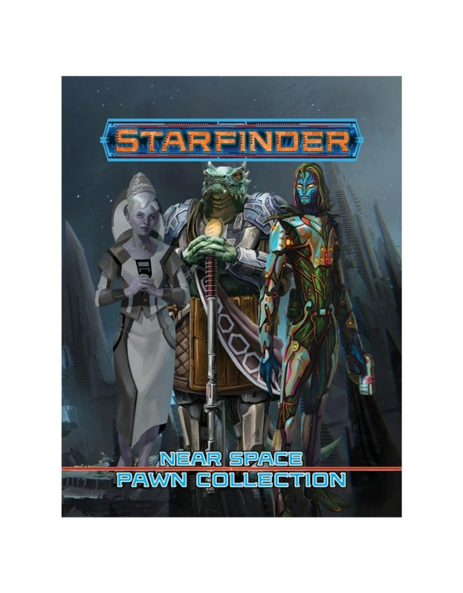 Paizo Publishing Starfinder RPG Pawns: Near Space Pawn Collection