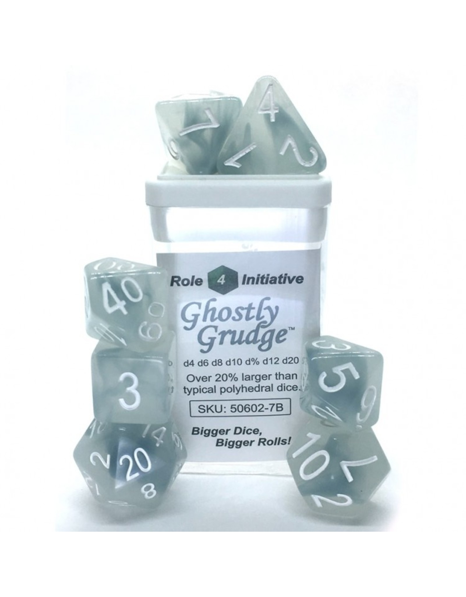Role 4 Initiative 7-Set: Ghostly Grudge