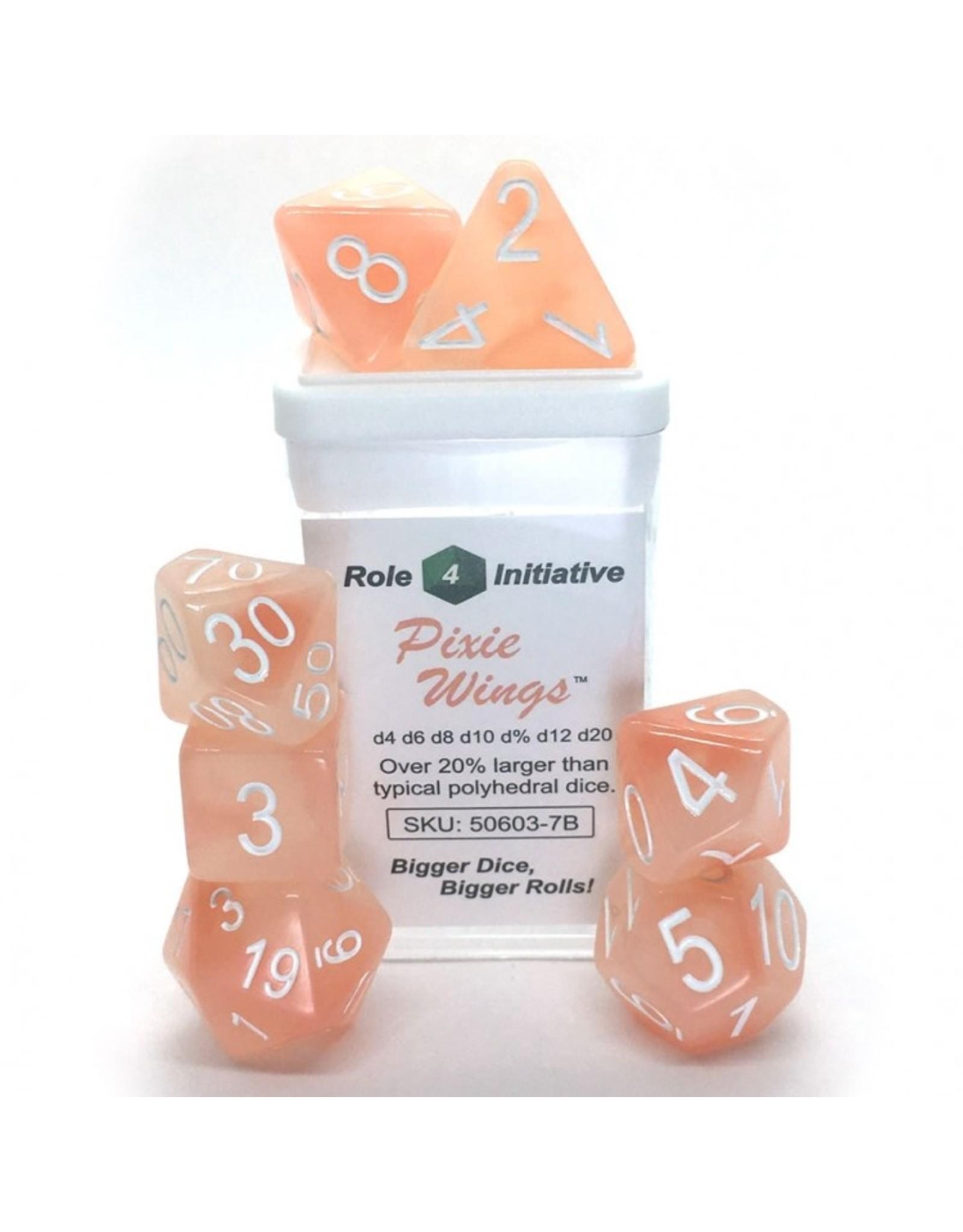 Role 4 Initiative 7-Set: Pixie Wings