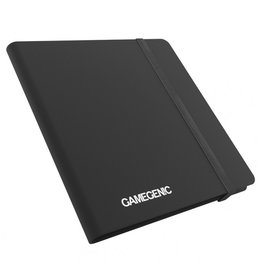 GameGenic Binder: 24pkt: Casual Album: BK