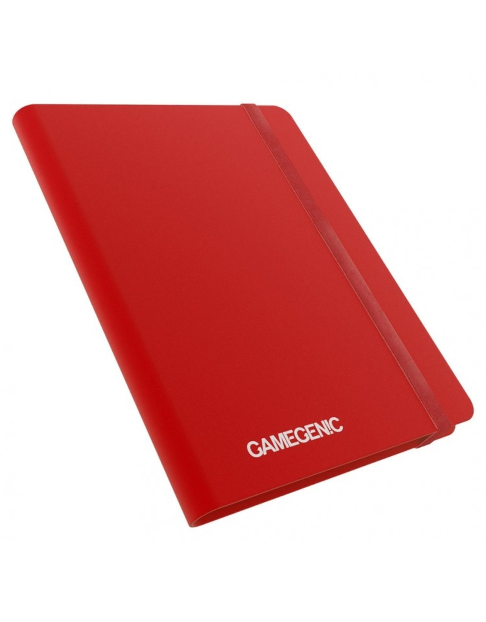 GameGenic Binder: 18pkt: Casual Album: Red