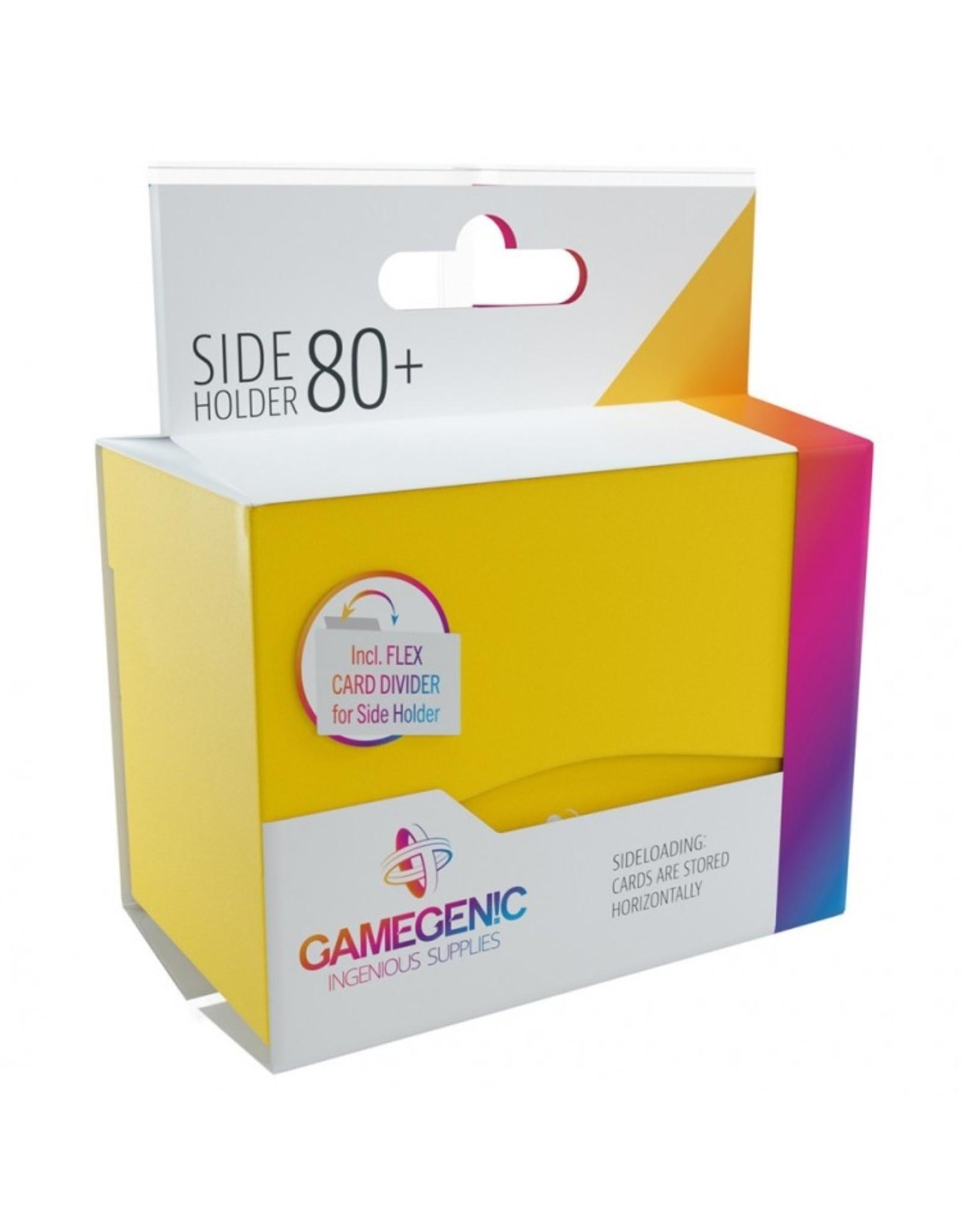 GameGenic Deck Box: Side Holder 80+ YE