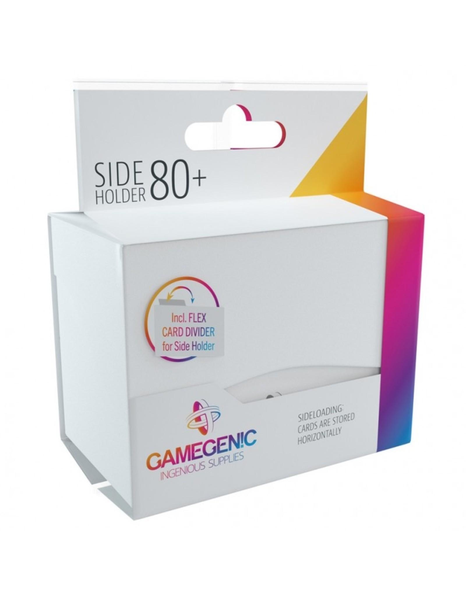 GameGenic Deck Box: Side Holder 80+ WH