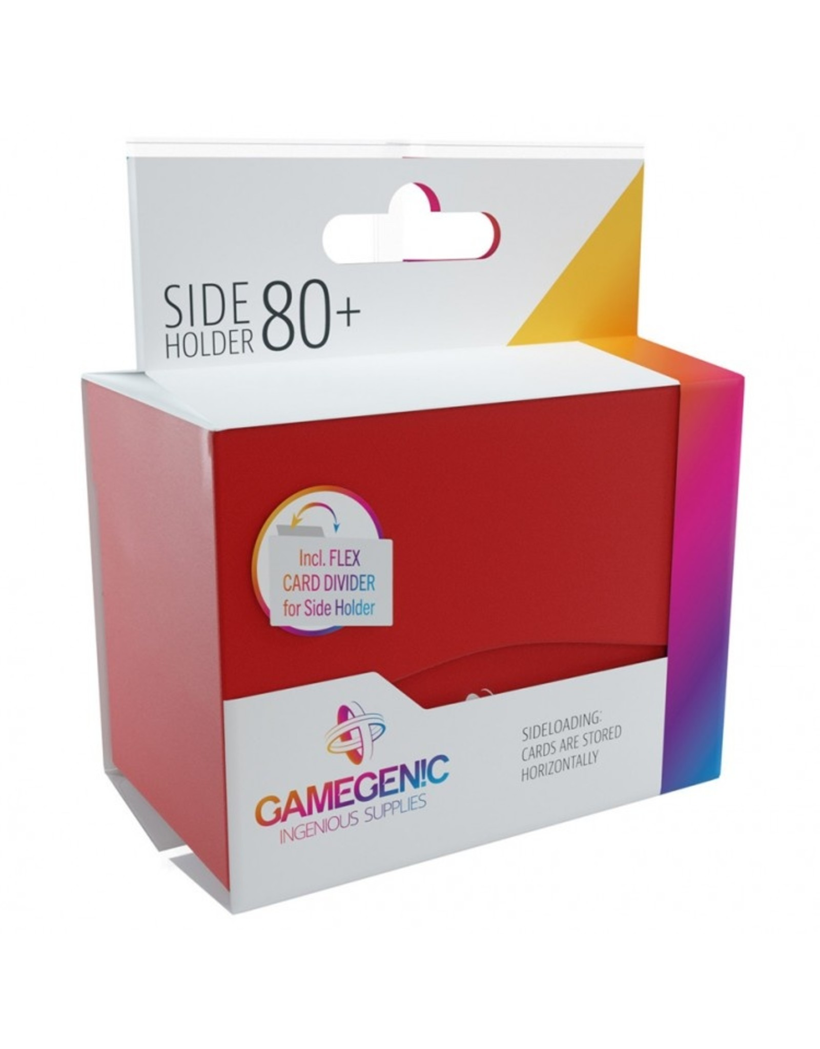 GameGenic Deck Box: Side Holder 80+ RD
