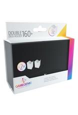 GameGenic Deck Box: Double Deck Holder 160+ BK