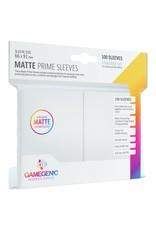 GameGenic Deck Protector: Matte Prime: White (100)
