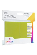 GameGenic Deck Protector: Prime: Lime (100)