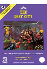 Goodman Games Original Adventures Reincarnated #4 - The Lost City