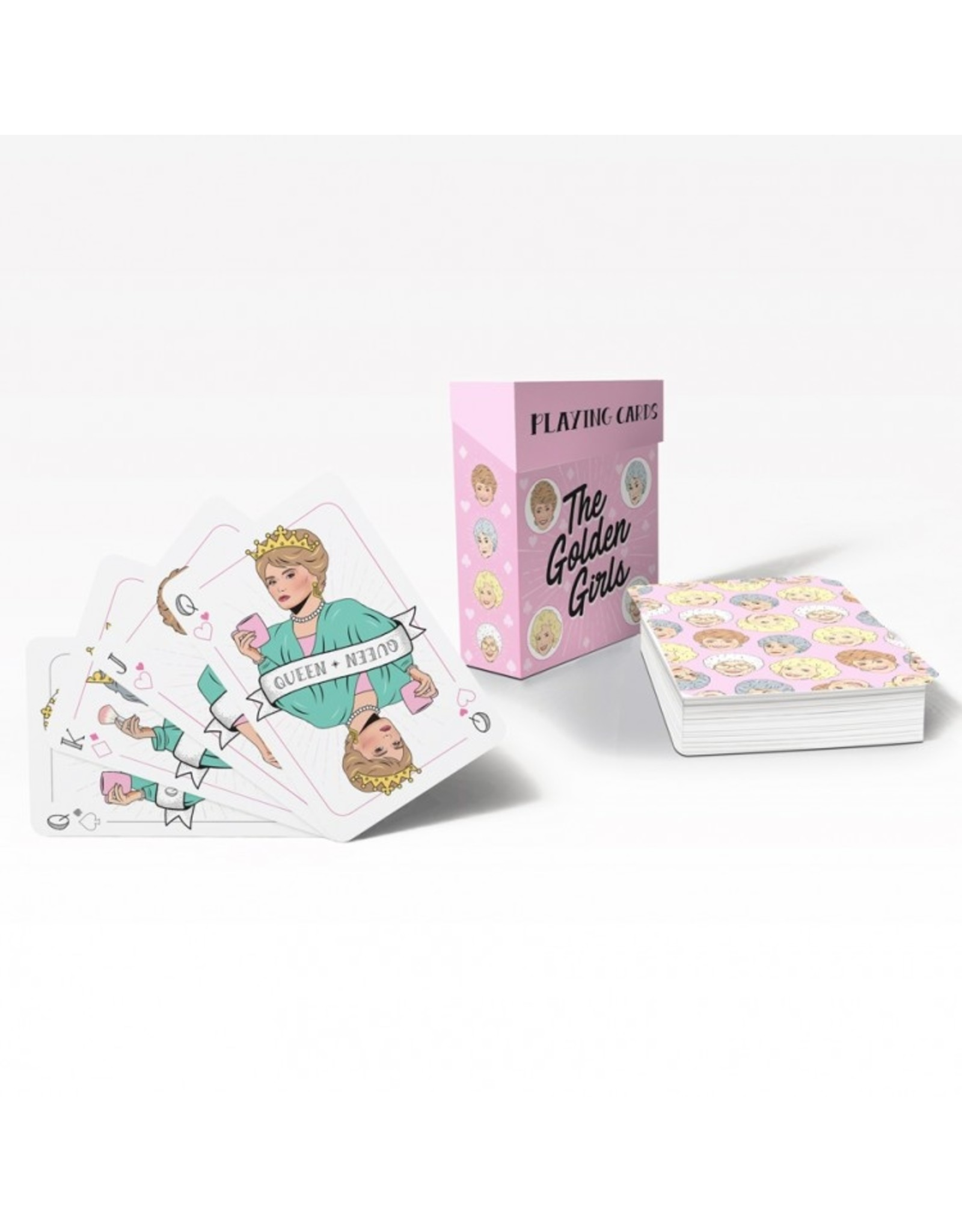 Random House Playing Cards: Golden Girls