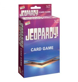 Jeopardy! Card Game