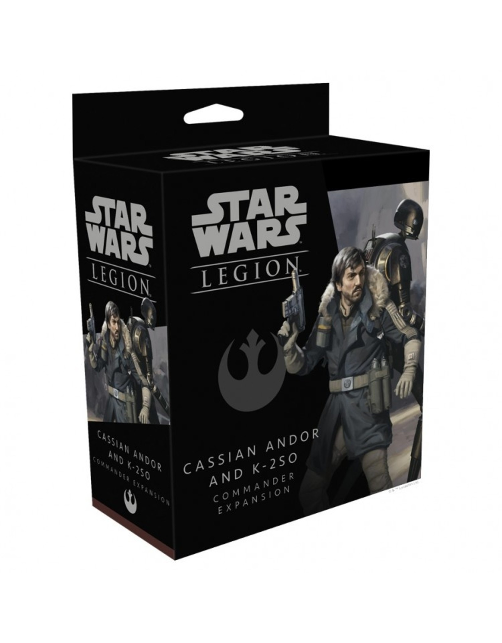 Atomic Mass Games Star Wars Legion: Cassian Andor and K-2SO