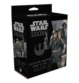 Fantasy Flight Games Star Wars Legion: Cassian Andor and K-2SO